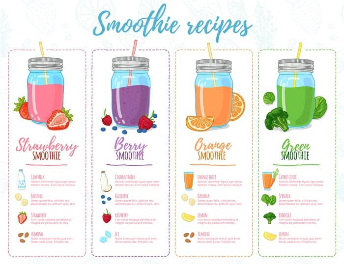ninja blender smoothies recipes