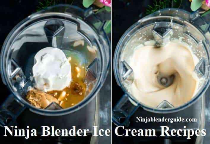 Ninja Blender Ice Cream Recipes