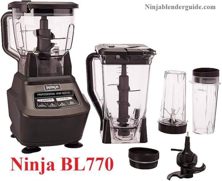 Ninja BL770 Review