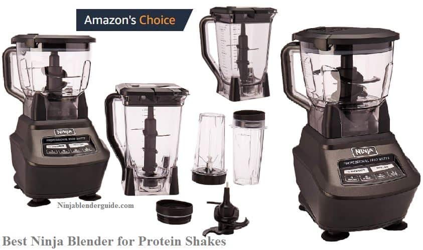 Best Ninja Blender for Protein Shakes